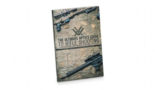 Vortex Optics The Ultimate Optics Guide to Rifle Scope Shooting Book